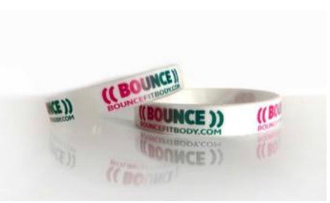 ((BOUNCE)) Silicon Wristbands