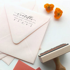 Customized Calligraphy Stamps
