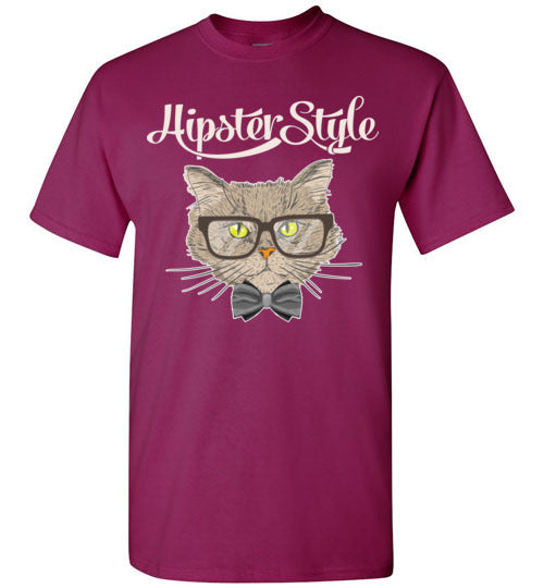 Hipster Style T-Shirt