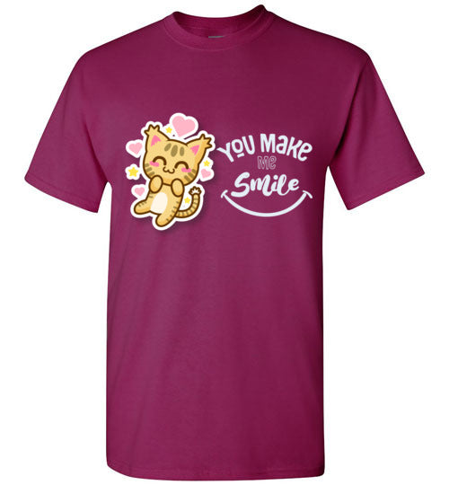 You Make Me Smile T-Shirt