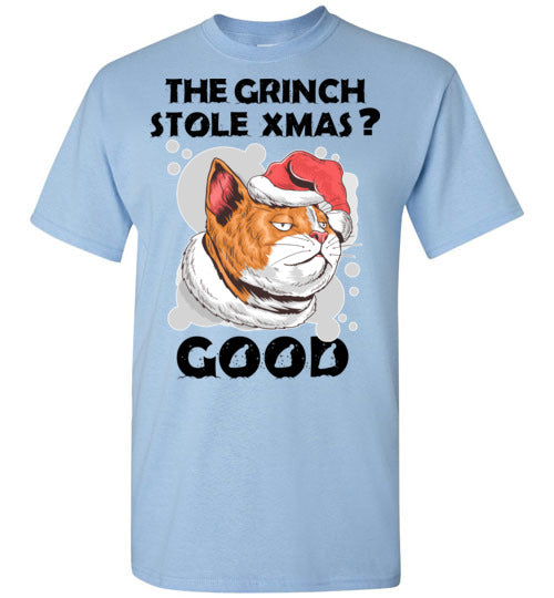 Grinch Stole Christmas T-Shirt