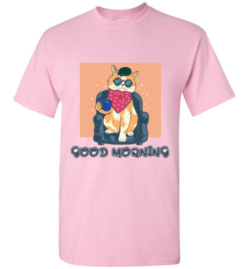 Good Morning Kitty T-Shirt