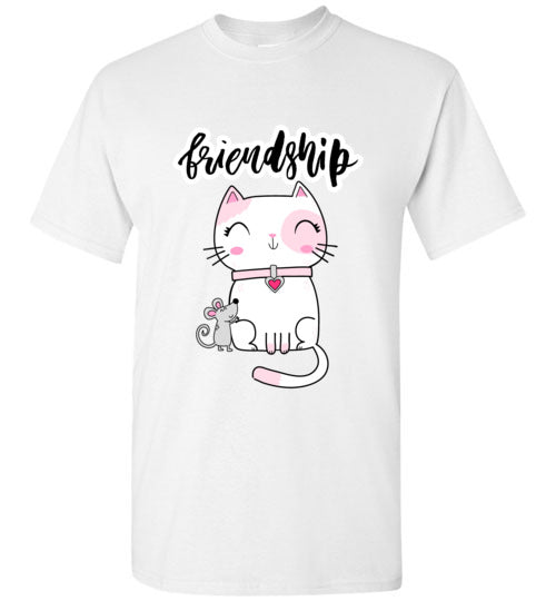 Kitty Friendship T-Shirt