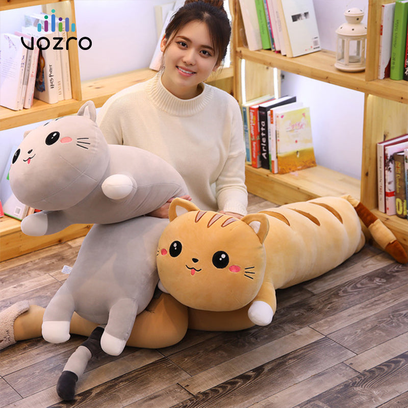 Cartoon Cat Pillow