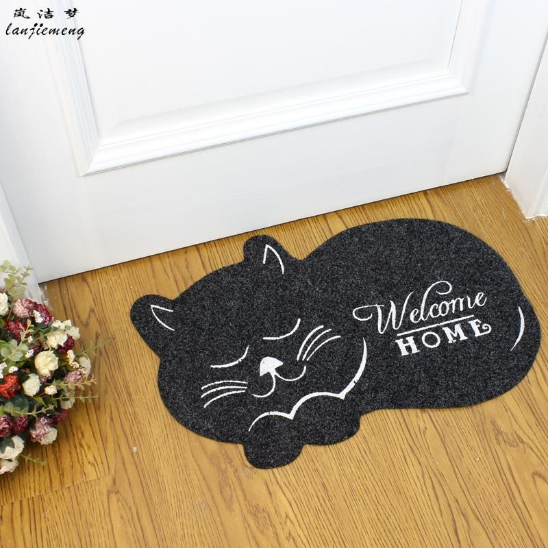 Welcome Home Cat Mat