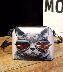 Cool Cat Shoulder Bag