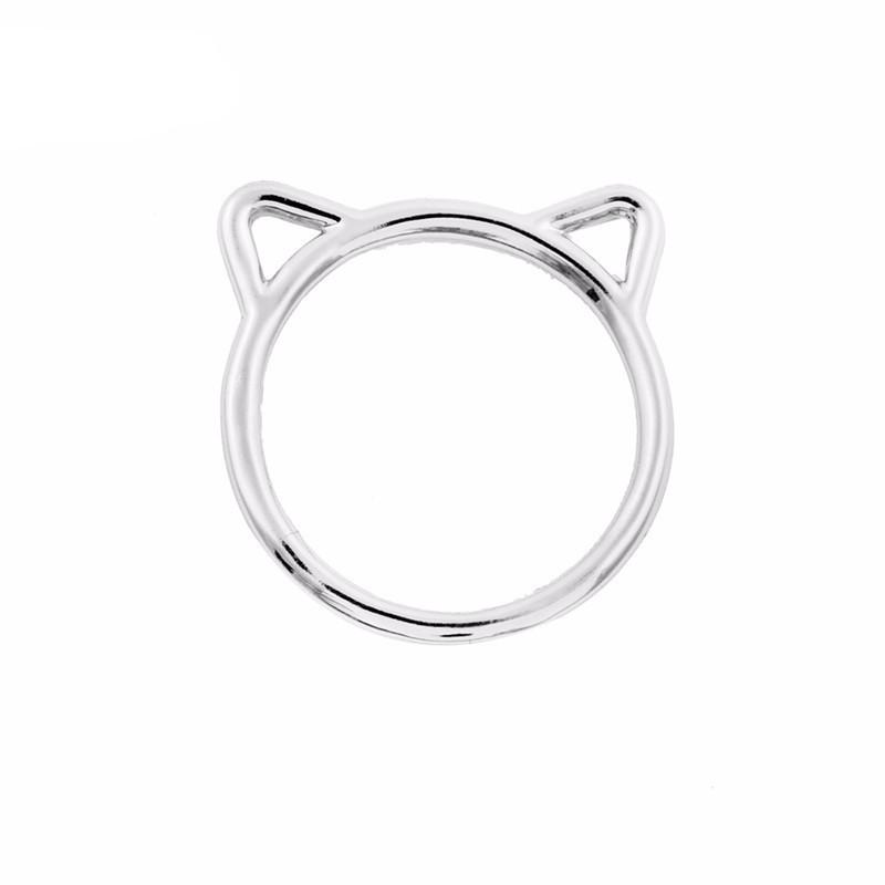 Ring With Cat Ears - Catify.co