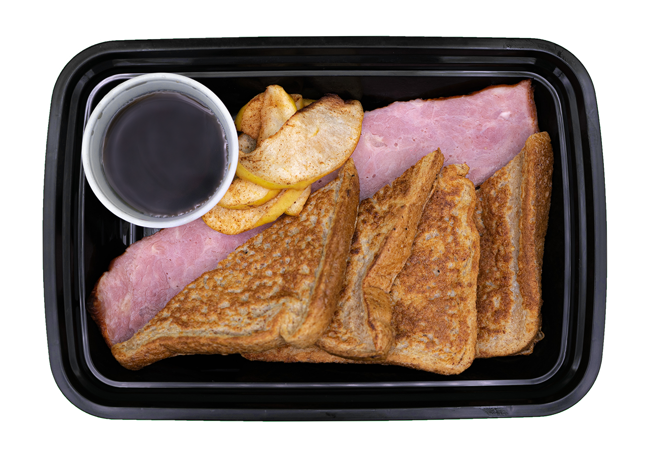 VEGETARIAN options! Protein French Toast