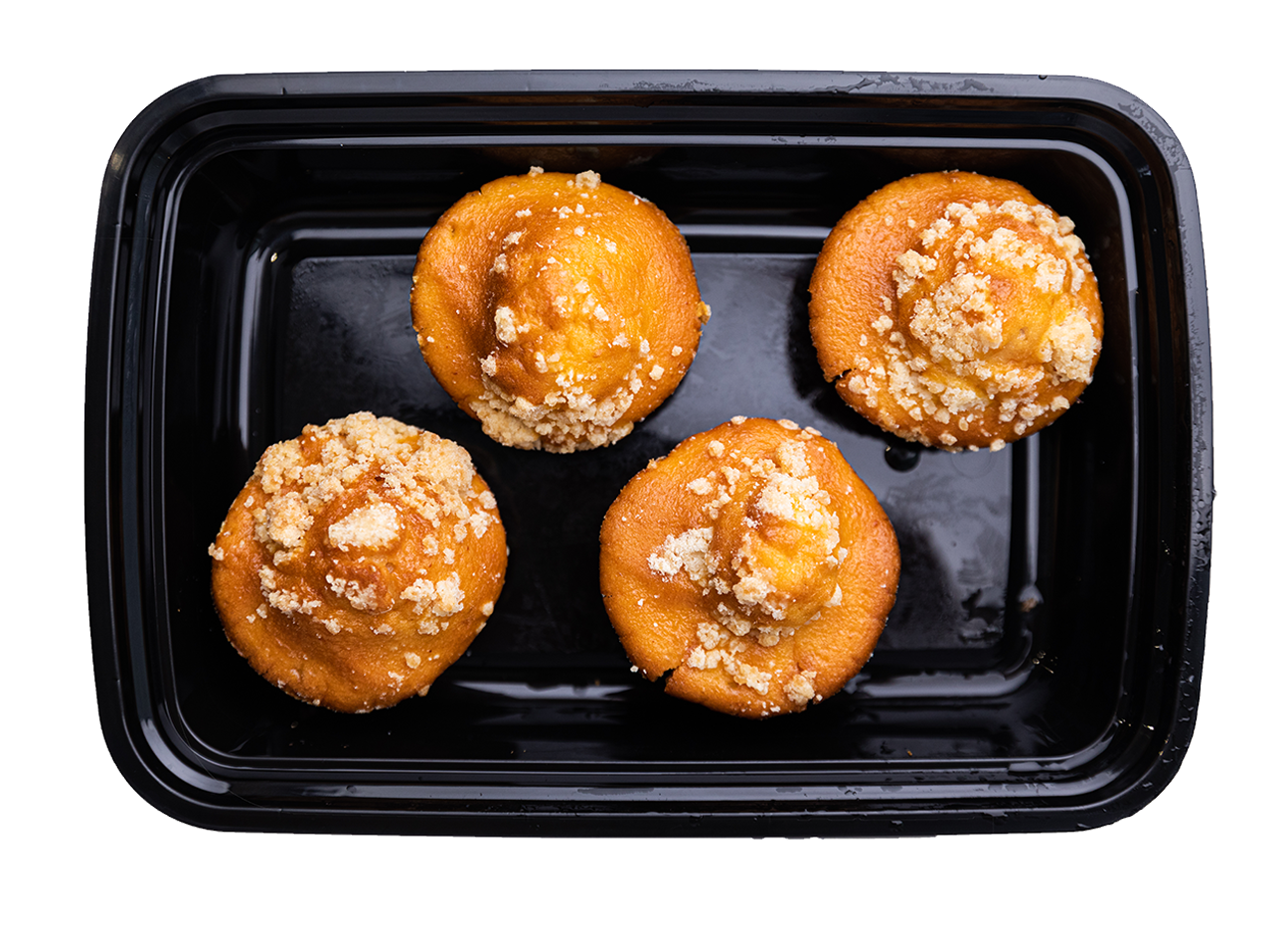 NEW! Pumpkin Spice Muffins