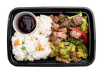 NEW! Sweet & Spicy Teriyaki Beef Stir Fry