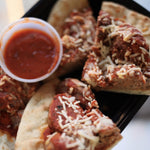 Flatbread Pizza Strips