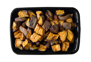 BULK! Oven Roasted Sweet Potatoes