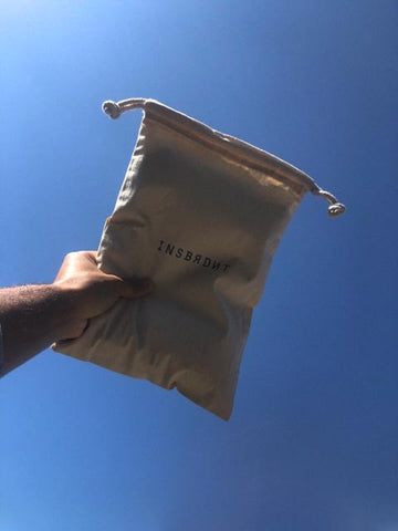INSBRDNT Dust bag.