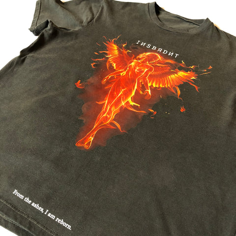 Sample of the reborn T shirt.