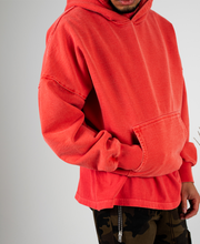 Load image into Gallery viewer, Vintage Red Hoodie