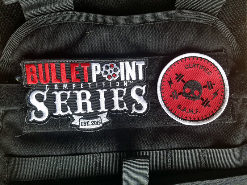 Bullet Point Competition Series 2-Patch Set