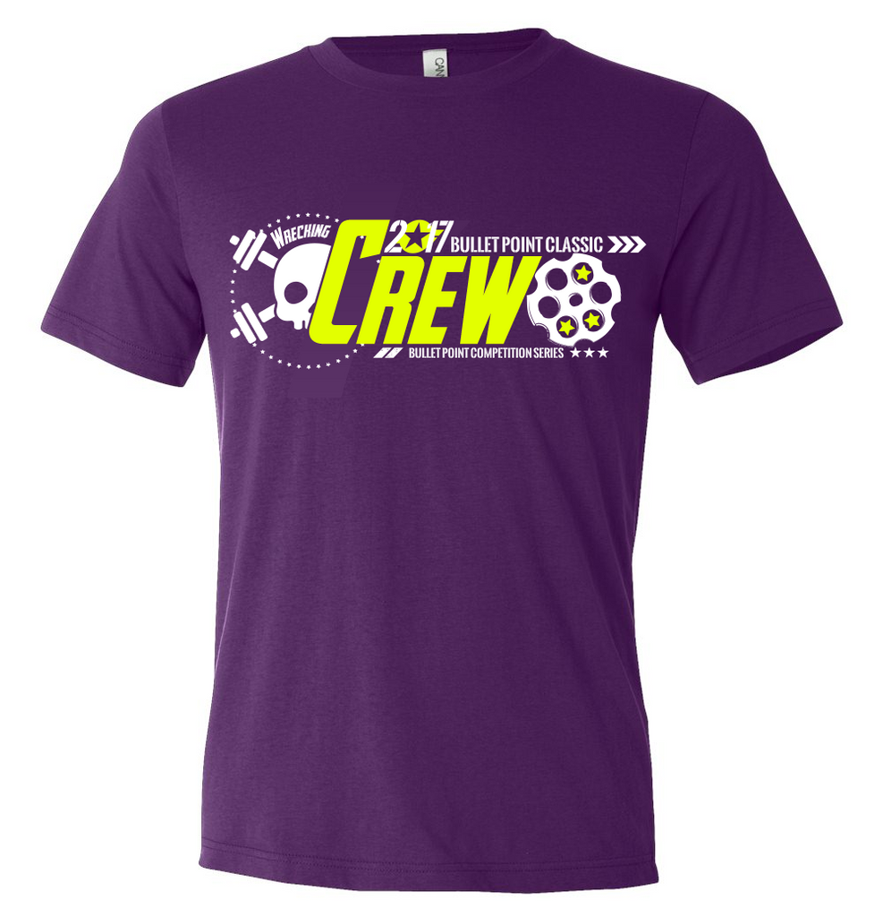2017 Bullet Point Classic Crew Shirt