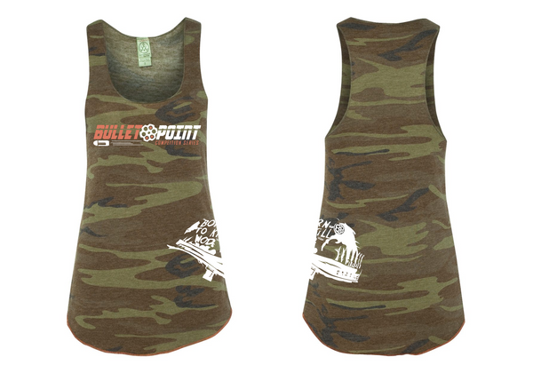 Full Metal Jacket Tank (Camo/Eco True Military)