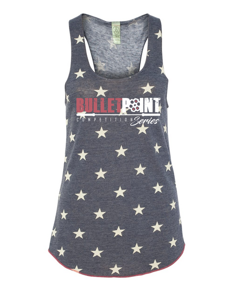 'Merica Tank (Stars/Eco True Navy)