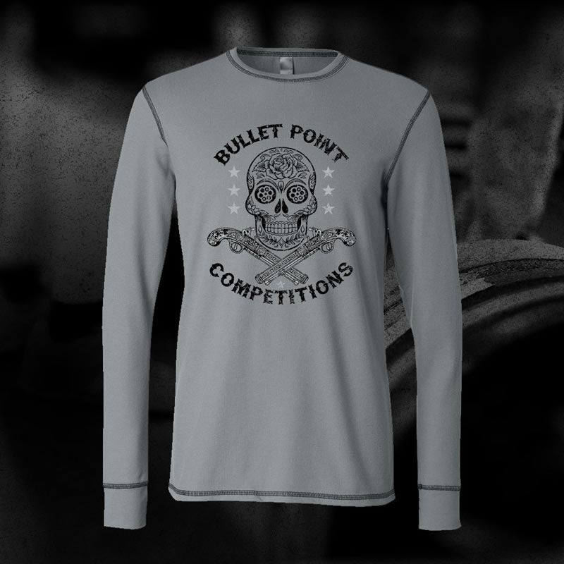 Skull and Pistoles Thermal (Granite/Black)