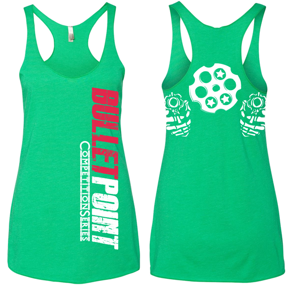 Six Shooter Tank - Green