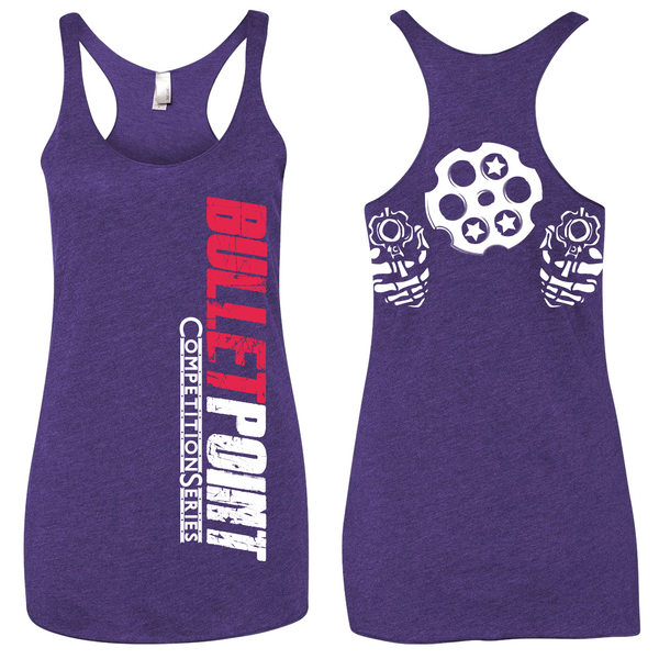 Six Shooter Tank - Purple