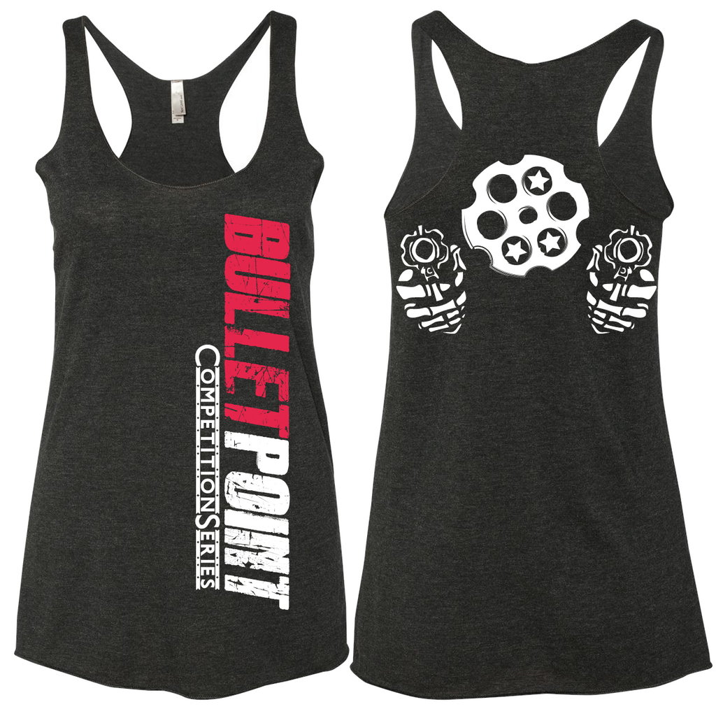 Six Shooter Tank - Black