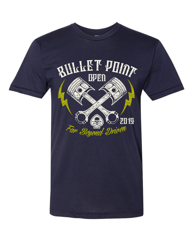 Bullet Point Open 2019 T-Shirt