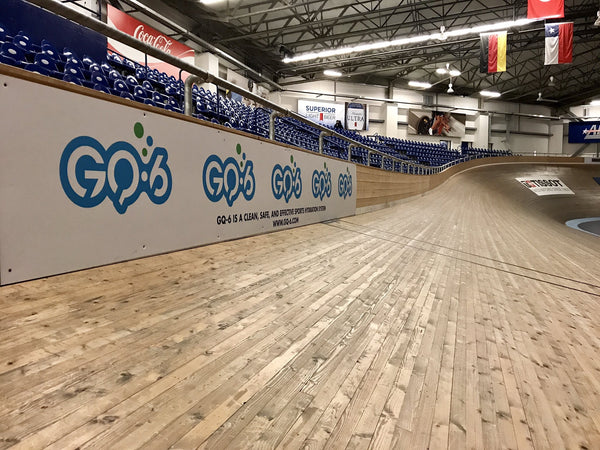 GQ-6 Announces Sponsorship of the Los Angeles Velodrome Racing Association