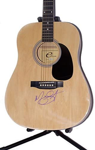 Miranda Lambert Authentic Signed Autographed Guitar COA