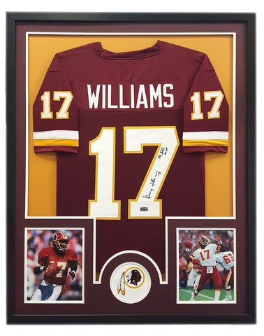 Deluxe Vertical Jersey Framing