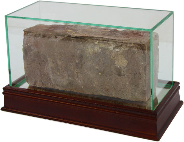 Glass Brick Display Case (o)