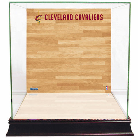 Cleveland Cavaliers  Basketball Court Background Case
