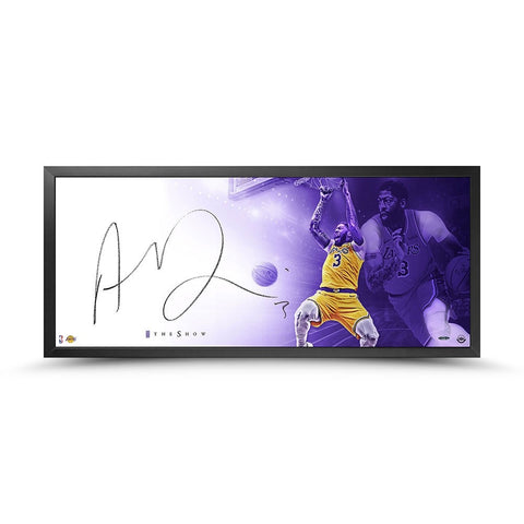 "Anthony Davis Autographed The Show ""Show"""