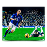 Autographed Landon Donovan Focused Photo