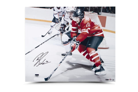 Brayden Schenn Signed & Limited Team Canada Picture