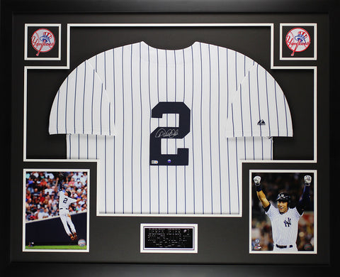 Super Deluxe Horizontal Jersey Framing w/ Large Nameplate