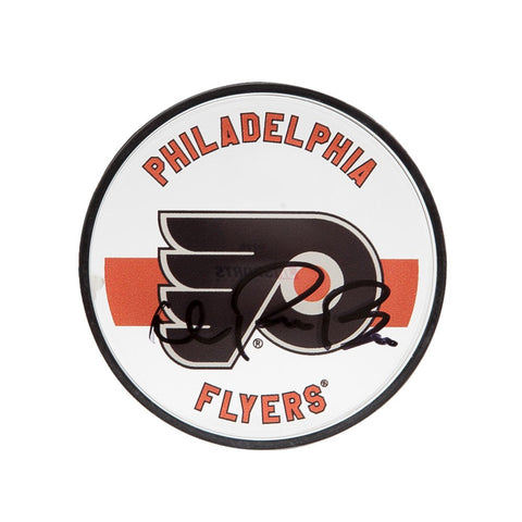 Ivan Provorov Autographed Philadelphia Flyers Acrylic Puck