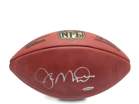 Joe Montana Autographed Authentic Wilson Football