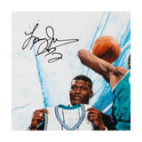 "Larry Johnson Autographed ""No. 1"" 16 x 20"