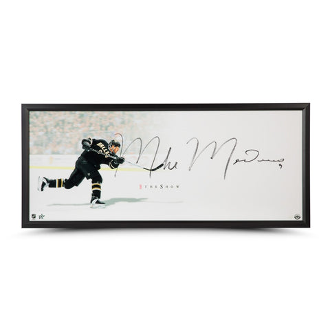 "Mike Modano Autographed ""The Show"" Display"