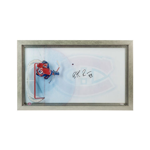 "Patrick Roy Autographed ""Great from Above"" Acrylic Display"