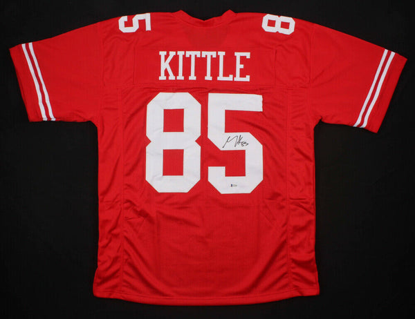 George Kittle Signed San Francisco 49ers Jersey