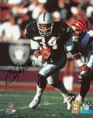 Bo Jackson 8x10 Photo Signed Autographed Auto COA Personal Hologram Raiders