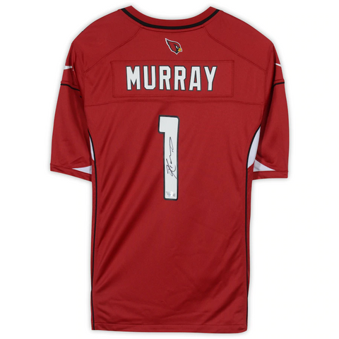 Kyler Murray Arizona Cardinals Autographed Nike Red Game Jersey