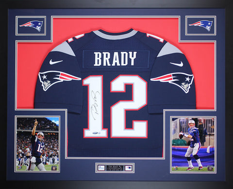 meet 54133 c2f29 Tom Brady Memorabilia – Super Sports Center