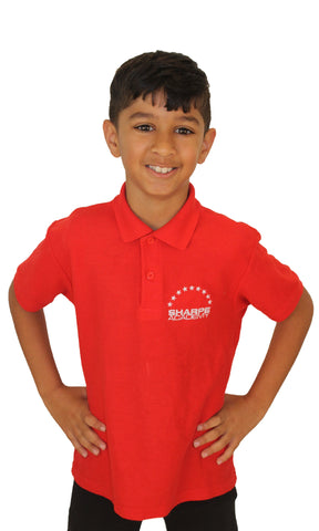 Sharpe Academy Polo Shirt