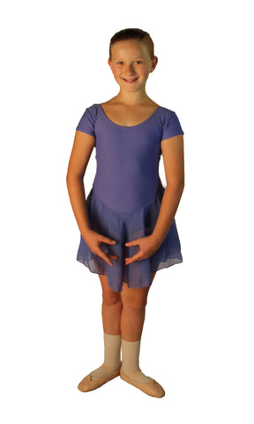 ISTD Ballet Skirted Leotard (Primary)