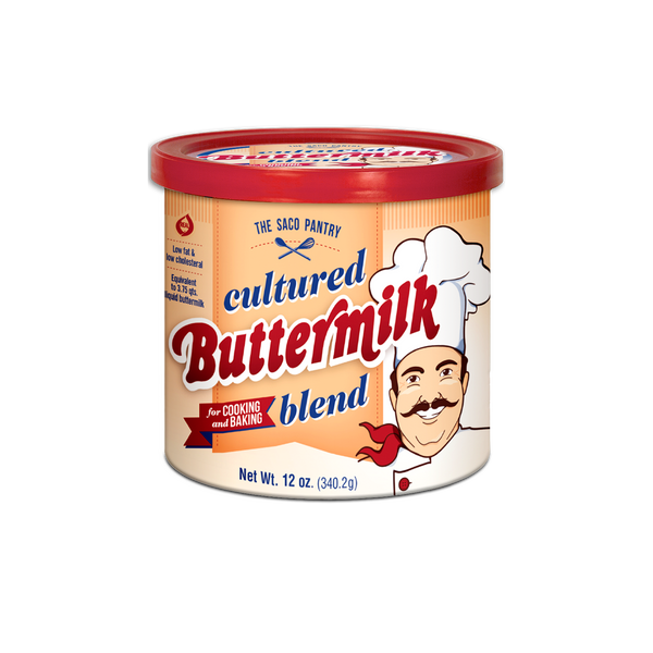 Cultured Buttermilk Blend