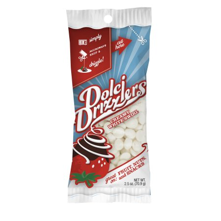 White Dolci Drizzlers - case